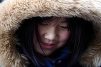 少女・・・名前も知らない笑顔の君に - Yoshi-A の写真の楽しみ