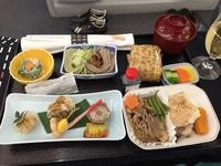 JAL機内食 - Life in Hong Kong