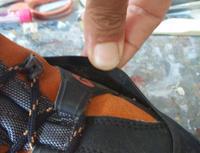 登山靴の補修をしてみた - ぷんとの業務日報2ndGear
