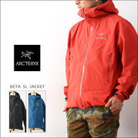 ARC'TERYX [アークテリクス正規代理店] BETA SL JACKET MEN'S [10968] MEN'S - refalt   ...   kamp temps