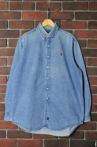 #デニムシャツ#2/25 - 仙台古着屋shack-a-luck (シャカラック)