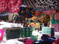 2017.1香港タイ旅 バンコク郊外のメークロン市場はオドロキの光景! - ルーシュの花仕事
