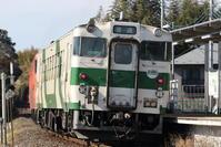 キハ40【烏山線】 - EH500_rail-photograph