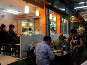 バンコク第一夜はプロンポンのイムちゃん - kimcafeのB級グルメ旅