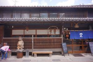 高田酒造 - レトロな建物を訪ねて