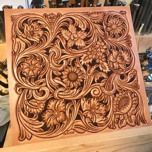 2017 Leather Carving Contest(AZ Prescott)の結果報告 - 俺のホビー!!ほぼシェリダンスタイルカービング(゚д゚)(。_。)ウン!