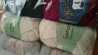 フリー編み物レッスンでした♪@武蔵小山スクエア荏原 - 空色テーブル  編み物レッスン&編み物カフェ