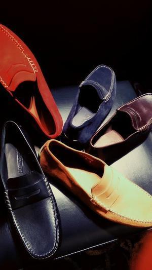 【J.M.Weston】春らしい軽やかなドライビングシューズ「BRETT LOAFER」 - 銀座三越5F シューケア&リペア工房<紳士靴・婦人靴・バッグ・鞄の修理&ケア>