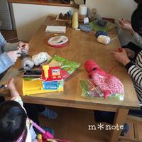 「編みカフェ part2」 - m*note