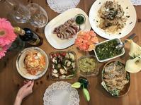 仲間とランチ会 - cuisine18 晴れのち晴れ