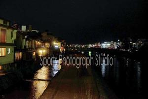 京都夜景散歩 - スポーツカメラマン国分智の散歩の途中で