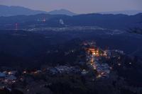 期待外れの吉野山 - katsuのヘタッピ風景