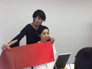 春のお洋服、その色 似合っていますか? - 中村 維子のカッコイイ50代になる為のメモブログ