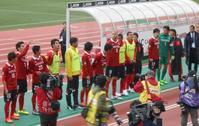 名古屋グランパス 2×0 ファジアーノ岡山 - Take it easy !