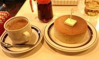 ホットケーキ - お弁当と春の空