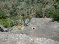 城山 バトルランナー(2月26日) - ちゃおべん丸の徒然登攀日記