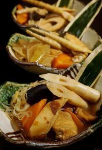 ■続・晩酌メニュー【③煮物④ミモザサラダ⑤長芋の磯部揚げ】みんなの食レポでご紹介頂きました♪ - 「料理と趣味の部屋」