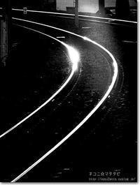 【せ】線路:せんろ - ネコニ☆マタタビ