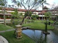 「ヌサ ドゥア ビーチ ホテル」でリゾートしましょ♪ - 渡バリ病棟