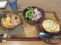 CAFE & DELI ケトル@浦和(3) -  小さじいっぱいのたいよう
