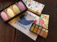 フラゴナール Fragonard 香水 石鹸 ポーチ - くらしき絵本館+雑貨室のお仕事つづり