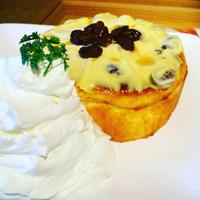 【カフェ記録】ハンモック×スフレパンケーキで癒され女子タイムを!CafeASAN@秋葉原 - 見たことのない種、育てます