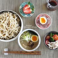 六厘舎のつけ麺 - Awesome!