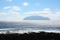 春の海 - 三宅島風景