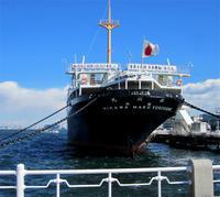 横浜① 日本郵船氷川丸 - のんびり街さんぽ