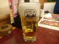 2/25 カキフライごはん豚汁セット + 生ビール@和食よへい昭島店 - 無駄遣いな日々