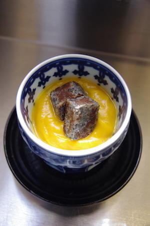 かぼちゃのお汁粉 - ローズ家の台所