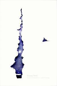 Snowy field XVI - Illusion on the Borderline  II @へなちょこ魔術師