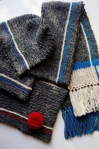 ■続・手編みに夢中!!【1~2月中に編んだ大量のペアセット】デジブックに纏めました♪ - 「料理と趣味の部屋」