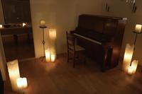 re : Candle Night With The Piano - Candelalia Blog