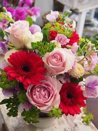 本日2月27日月曜日・営業時間変更のお知らせ - ルーシュの花仕事