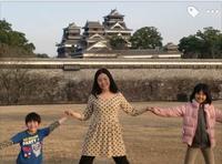 懐かしの熊本城。 - きょうの取材ノート