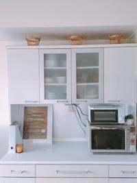 食器棚の模様替え。 - 日々のIRODORI