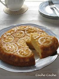 ストウブ ホットプレートで、レモンケーキ♪ - Cache-Cache+
