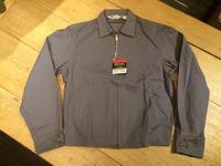 "NOS 60's ""OAK RIDGE HORSE SHOW"" drizzler jacket - BUTTON UP clothing"