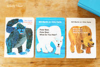 Eric Carle Picture Books  エリック・カールの絵本 - teddy blue