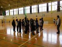 第22期生卒団式 - 日出ミニバスケットボール