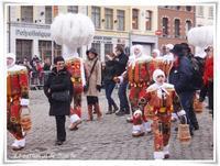Le carnaval de Binche  Part.1☆ - Bienvenue en Belgique!