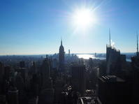 2016XMAS in NYC〜 TOP OF THE ROCK!! NYCを摩天楼から見渡すのだ!ロックフェラーの名物クリスマスツリー - MG Diary