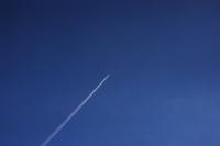 飛行機雲 - Hashihiro pHoto.