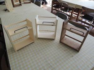 木工教室 - 斜里岳の麓からビヨルン工房日記