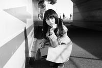 堀川愛美ちゃん180 - モノクロポートレート写真館