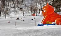 山で遊ぼう! … スキーで遊びました - ヒデさんの山遊び