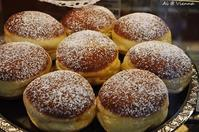 Faschingskrapfen - Cafes in Vienna~ウィーンのカフェとケーキ~