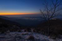 山時間の朝 - ひつじ雲日記