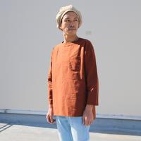 サイズとカラーで違いを生むプルオーバーシャツ。 - AUD-BLOG:メンズファッションブランド【Audience】を展開するアパレルメーカーのブログ
